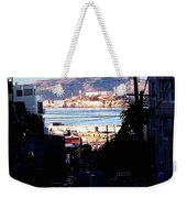 Alcatraz - So Close Yet So Far Weekender Tote Bag