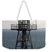 Alcatraz Watch Tower Weekender Tote Bag