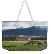 Alcazar Against The Mountains Weekender Tote Bag