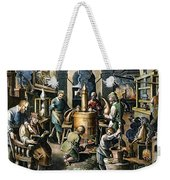 Alchemy: Laboratory Weekender Tote Bag