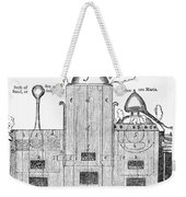 Alchemy: Tower Of Athanor Weekender Tote Bag