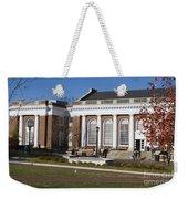 Alderman Library University Of Virginia Weekender Tote Bag