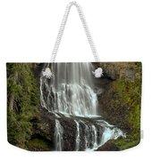 Alexander Falls - Whistler Bc Weekender Tote Bag