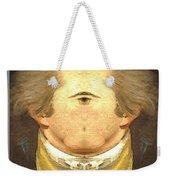 Alexander Hamilton Invert Weekender Tote Bag