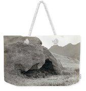 Alexander Selkirk Cave Weekender Tote Bag