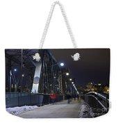 Alexandra Bridge Weekender Tote Bag
