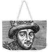 Alexei Mikhailovich (1629-1676) Weekender Tote Bag