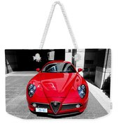 Alfa Romeo 1c Weekender Tote Bag