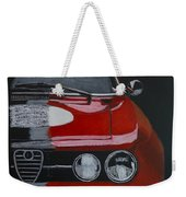 Alfa Romeo Gtv  Weekender Tote Bag