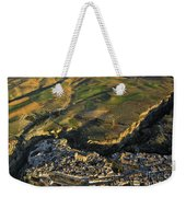 Alhama De Granada From The Air Weekender Tote Bag