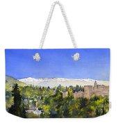 Alhambra Granada Weekender Tote Bag