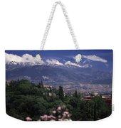 Alhambra View Weekender Tote Bag