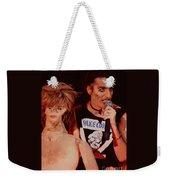 Alice Cooper At The Concord Pavillion  Weekender Tote Bag