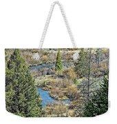 Alice Creek Weekender Tote Bag