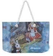 Alice Dream Weekender Tote Bag