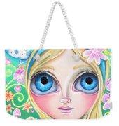 Alice In Pastel Land Weekender Tote Bag