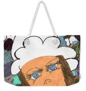 Alice The Waitress Weekender Tote Bag