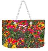 Alice's Garden Weekender Tote Bag