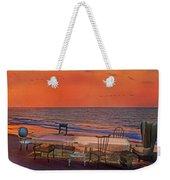 Alice's Topsail Island Tea Weekender Tote Bag