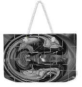 Alien Brain Weekender Tote Bag