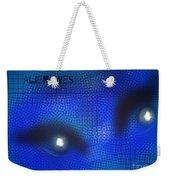 Alien Eyes 2 Weekender Tote Bag