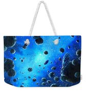 Alien Flying Saucers Weekender Tote Bag