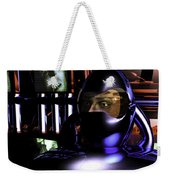 Alien Mind Control Weekender Tote Bag