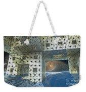 Alien Sea By Kc Weekender Tote Bag