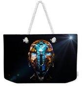 Alien Wise Man Weekender Tote Bag