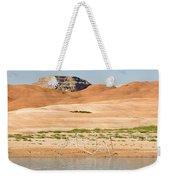 Alien Wreckage - Lake Powell Weekender Tote Bag