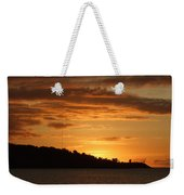 Alight With The Sun Weekender Tote Bag