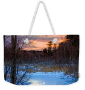 Alive And Well In Maine Weekender Tote Bag