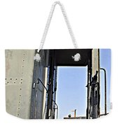 All Aboard From The Series View Of An Old Railroad Weekender Tote Bag