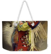 Pow Wow All About Time Weekender Tote Bag