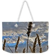 All About Wheat Weekender Tote Bag
