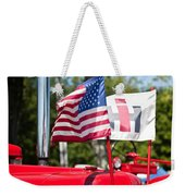 All American Weekender Tote Bag