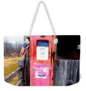 All American Pump Weekender Tote Bag