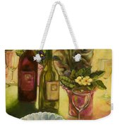 All Are Gathered Weekender Tote Bag