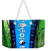 All Are One Weekender Tote Bag