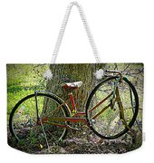 All Bike Out Weekender Tote Bag
