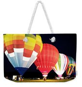 All Blown Up Weekender Tote Bag