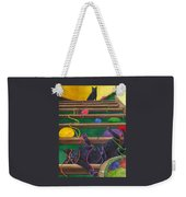 All Caught Up Weekender Tote Bag