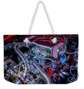 All Chromed Out Weekender Tote Bag