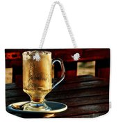 All Coffeed Out  Weekender Tote Bag