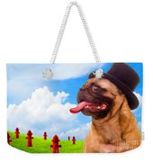 All Dogs Go To Heaven Weekender Tote Bag