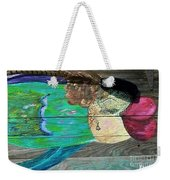 All Dressed Up And Nowhere To Swim Weekender Tote Bag
