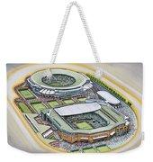All England Lawn Tennis Club Weekender Tote Bag