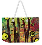 All Eyes On You Weekender Tote Bag