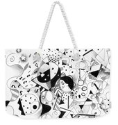All For One Weekender Tote Bag