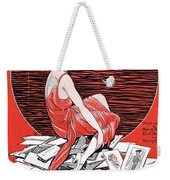 All For The Love Of Mike Weekender Tote Bag